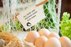 our eggs are farm-fresh